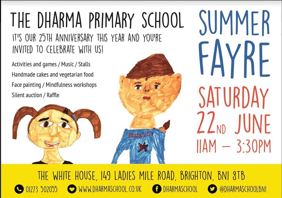 Dharma Primary School Summer Fayre